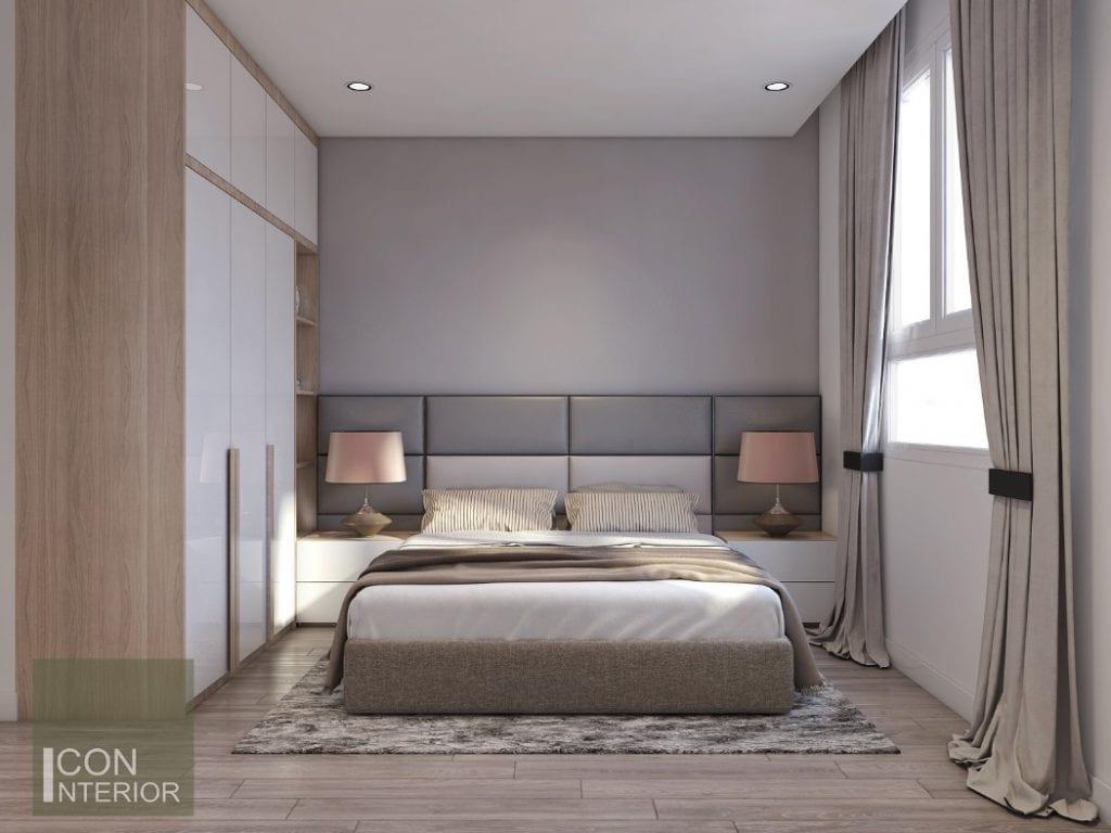 Mẫu phòng ngủ dành cho Cự Giải