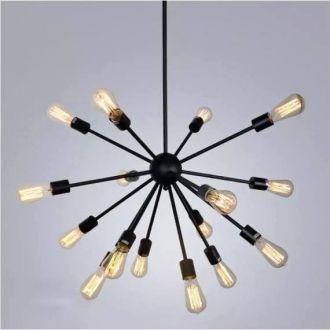 đèn thả hiện đại - đèn ánh sáng kim cương