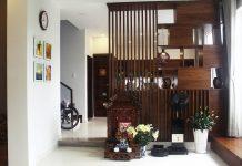công trình nội thất thực tế villa park