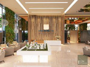 công ty thiết kế nội thất uy tín - sàn giao dịch himlam phú an
