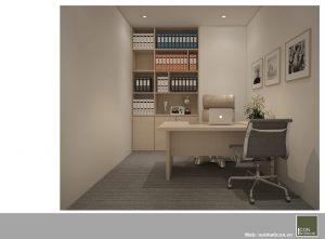 mẫu thiết kế văn phòng đẹp