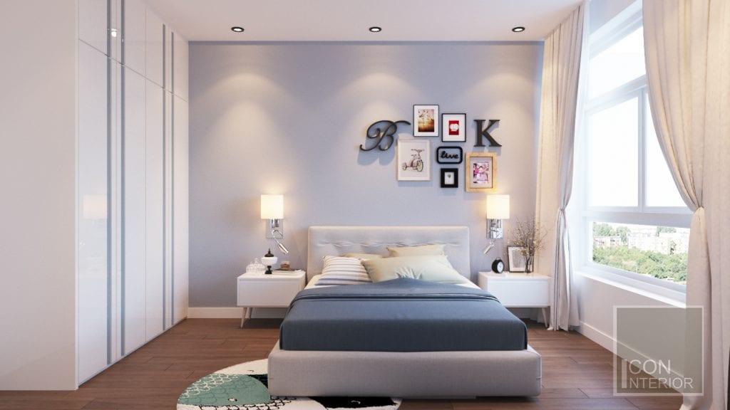 Mẫu phòng ngủ hiện đạicủa nhân mã