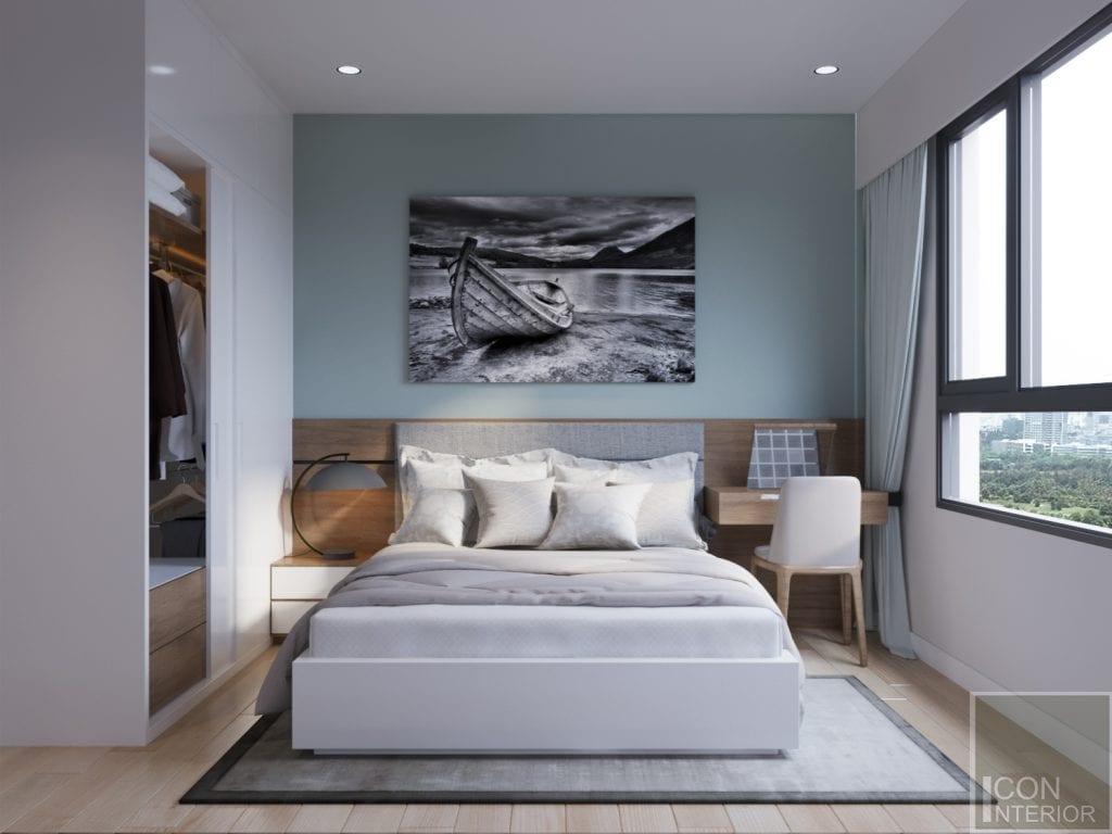 Mẫu phòng ngủ hiện đại của song ngư 1