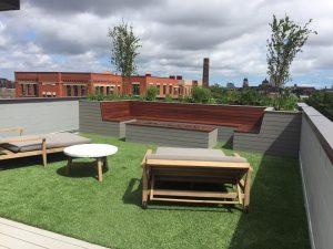 thiết kế vườn rau sân thượng 3