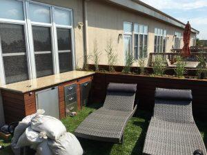 thiết kế vườn rau sân thượng 4