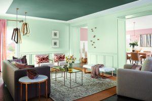 kết hợp màu sắc trong nội thất 2