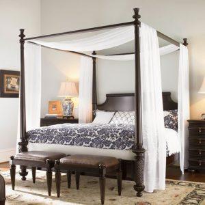 giường canopy - ảnh 7
