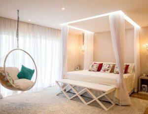 giường canopy - ảnh 1