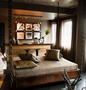 giường ngủ treo tường - ảnh 11