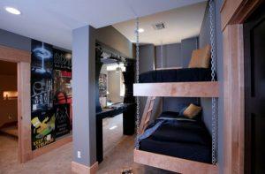 giường ngủ treo tường - ảnh 10