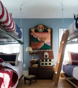giường ngủ treo tường - ảnh 6