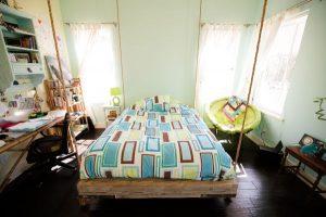 giường ngủ treo tường - ảnh 2