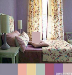 kết hợp màu sắc trong nội thất 5