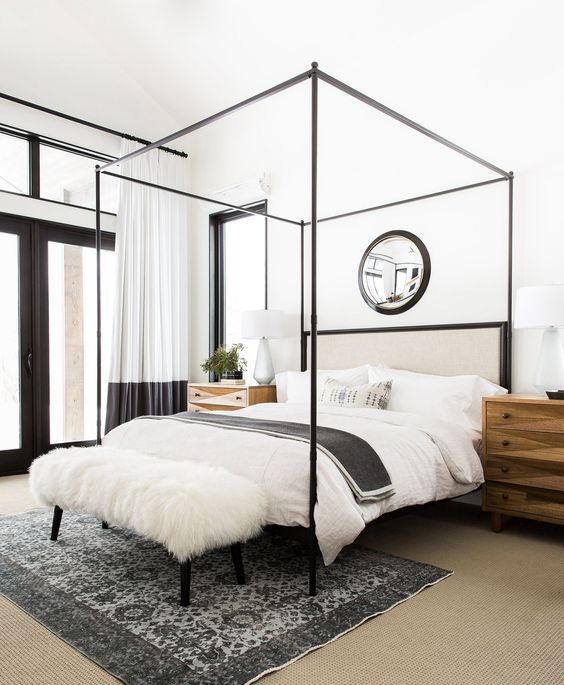 giường canopy - ảnh 9