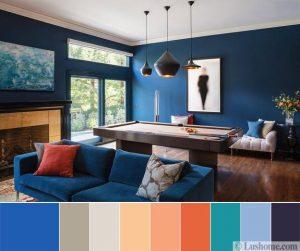 kết hợp màu sắc trong nội thất 8