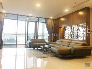 thiết kế thi công căn hộ phòng khách