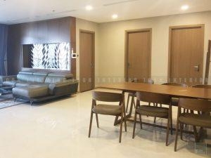 thiết kế thi công căn hộ phòng ăn
