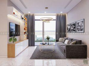 thiết kế nội thất phòng khác mr bình