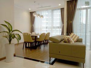 thiết kế thi công nội thất phòng ăn căn hộ