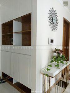 thiết kế thi công nội thất tiền sảnh căn hộ