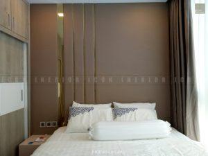 thi công nội thất phòng ngủ master đẹp