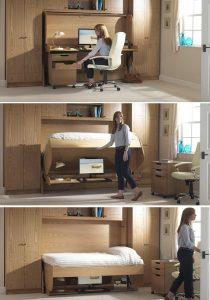 thiết kế nội thất đa năng - ảnh 3