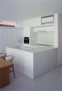 thiết kế bếp kiểu nhật 11