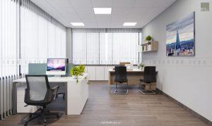 thiết kế nội thất văn phòng tphcm ảnh 3