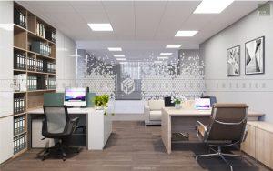 thiết kế nội thất văn phòng tphcm ảnh 4