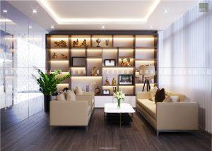 thiết kế nội thất văn phòng tphcm ảnh 5