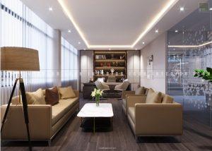 thiết kế nội thất văn phòng tphcm ảnh 6