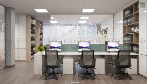 thiết kế nội thất văn phòng tphcm ảnh 7