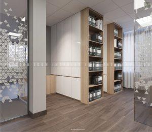 thiết kế nội thất văn phòng tphcm ảnh 9