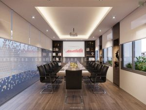 thiết kế nội thất văn phòng tphcm - phòng họp nhỏ 2