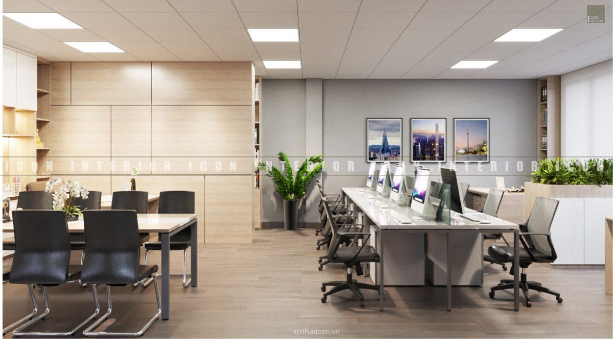 thiết kế nội thất văn phòng tphcm ảnh 8