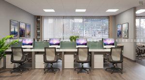thiết kế nội thất văn phòng tphcm ảnh 11