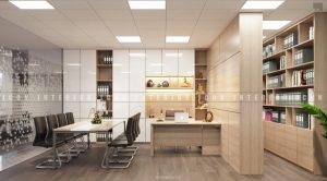 thiết kế nội thất văn phòng tphcm ảnh 12