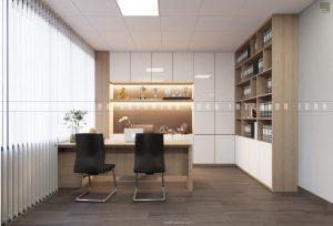 thiết kế nội thất văn phòng tphcm ảnh 13