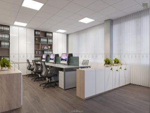 thiết kế nội thất văn phòng tphcm ảnh 17