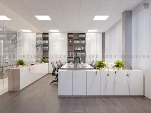 thiết kế nội thất văn phòng tphcm ảnh 16