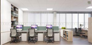 thiết kế nội thất văn phòng tphcm ảnh 18