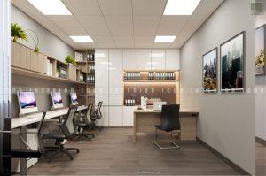 thiết kế nội thất văn phòng tphcm ảnh 21