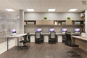 thiết kế nội thất văn phòng tphcm ảnh 23
