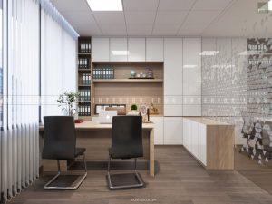 thiết kế nội thất văn phòng tphcm ảnh 22
