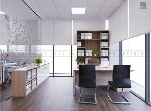 thiết kế nội thất văn phòng tphcm ảnh 26