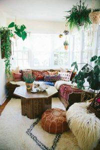 phong cách bohemian trong nội thất - ảnh 5