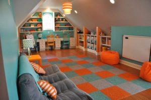 thiết kế phòng vui chơi cho bé - ảnh 7