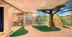 thiết kế phòng vui chơi cho bé - ảnh 1