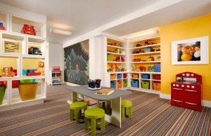 thiết kế phòng vui chơi cho bé - ảnh 10