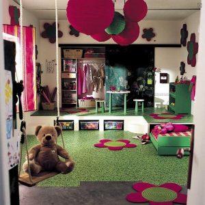 thiết kế phòng vui chơi cho bé - ảnh 13